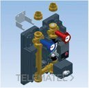 GRUPO HIDRAULICO FLOWBOX HKM8180 DN25 ALPHA2L con referencia 10026367 de la marca WATTS.