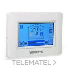 UNIDAD CENTRAL BT-CT02 RF SMART HOME RF 50 ZONA con referencia 0406677 de la marca WATTS.