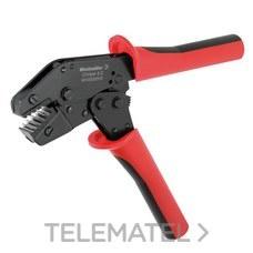 Starnearby 6DIY giratorio de cuero tira /& correa cortador de mano herramientas de manualidades con 3 hojas