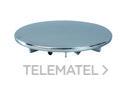 Champiñón metálico Slim Twisto diámetro 90 con referencia 212692 de la marca WIRQUIN.