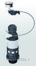 Mecanismo descarga MD2 WC D3 System simple pulsador con referencia 10721830 de la marca WIRQUIN.