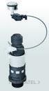 Mecanismo descarga MD2 WC D3 System simple pulsador con referencia 10721831 de la marca WIRQUIN.