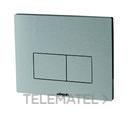 Pulsador Design para Chrono aluminio cepillado con referencia 55720351 de la marca WIRQUIN.