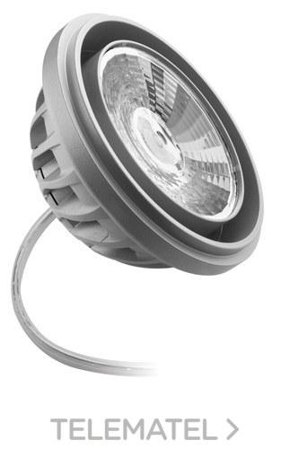 Lámpara EYELED W111 AC 24W led 40° silver con referencia 12105018 de la marca WIVA.
